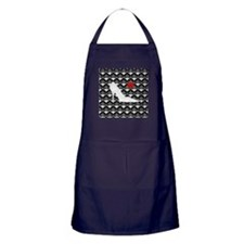 Graphic shoes - Apron (dark)