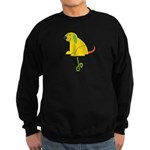 Jo Loves Puppies Sweatshirt (dark)