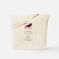Funny Insanity Tote Bag