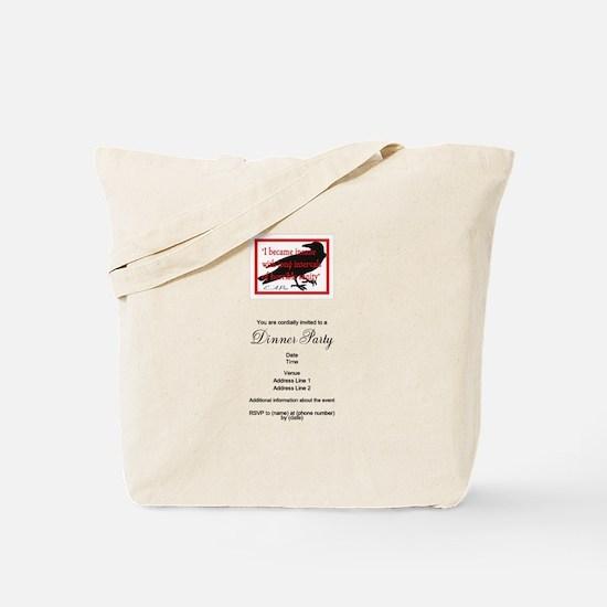 Cool Edgar allen poe Tote Bag