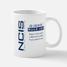 NCIS Gibbs' Rule #23 Mug