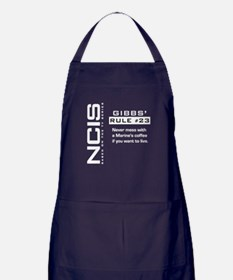 NCIS Gibbs' Rule #23 Apron (dark)