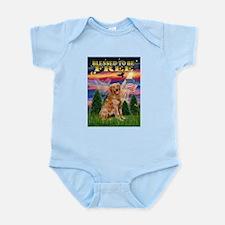 Free / Golden Infant Bodysuit