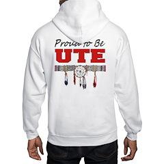 Proud to be Ute Hoodie