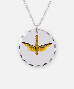 DoubleWingGold Necklace