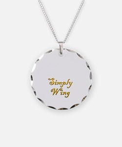 Simply Wing Necklace