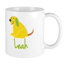 Leah Loves Puppies Mug