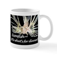 Lionfish: It's what's for dinner! Mug