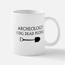 Archeology Mug