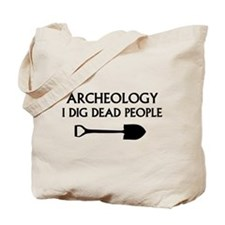 Archeology Tote Bag