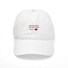 Archeology Baseball Cap
