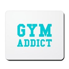 GYM ADDICT Mousepad
