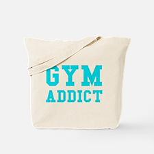 GYM ADDICT Tote Bag