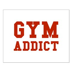 GYM ADDICT Posters