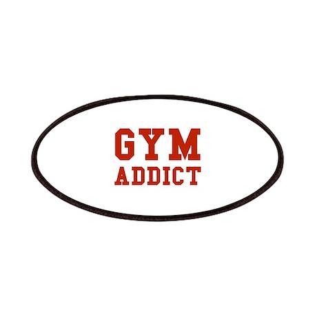 GYM ADDICT Patches