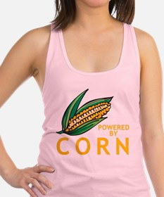 Powered By Corn Tank Top