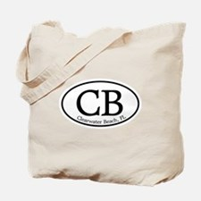CB Clearwater Beach Tote Bag