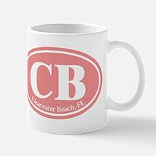 CB Clearwater Beach Mug