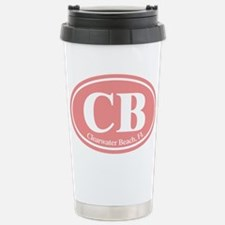 CB Clearwater Beach Travel Mug