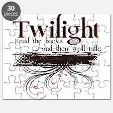 Read a Book, Twilight Puzzle