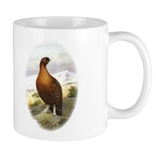 Red Grouse Mug