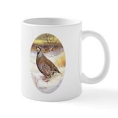 Red Legged Partridge Mug