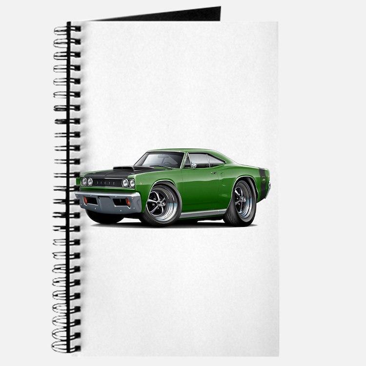 1968 Super Bee Green Car Journal