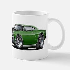 1968 Super Bee Green Car Mug