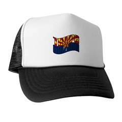 Tempe AZ Flag Trucker Hat