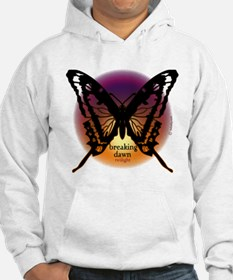 Breaking Dawn Dark Butterfly by Twibaby Hoodie