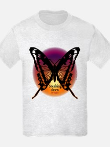 Breaking Dawn Dark Butterfly by Twibaby T-Shirt