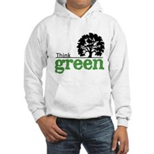 Think Green Jumper Hoody