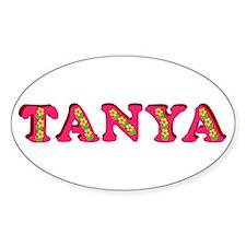 Tanya Decal