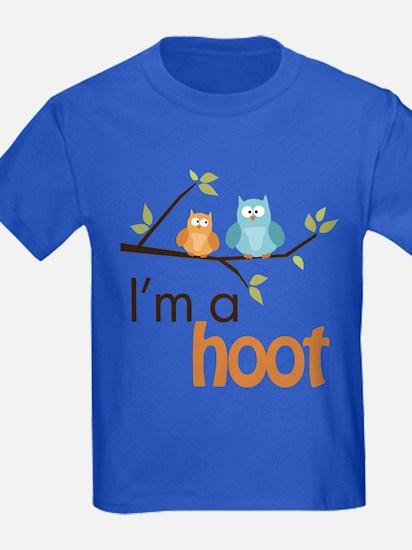 I'm A Hoot T