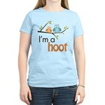 I'm A Hoot Women's Light T-Shirt