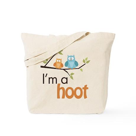 I'm A Hoot Tote Bag