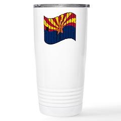 Phoenix AZ Flag Travel Mug
