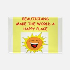 beautician Rectangle Magnet (10 pack)