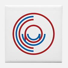 Occupy Wall Street Logo Tile Coaster
