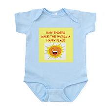 bartenders Infant Bodysuit