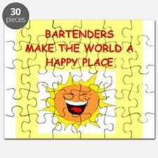 bartenders Puzzle