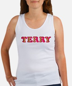 Terry Women's Tank Top