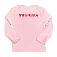 Theresa Long Sleeve Infant T-Shirt