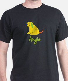 Angie Loves Puppies T-Shirt