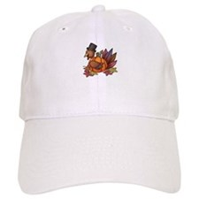 Traditional Turkey Baseball Cap