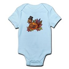 Traditional Turkey Infant Bodysuit