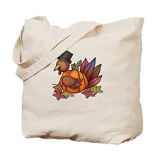 Traditional Turkey Tote Bag