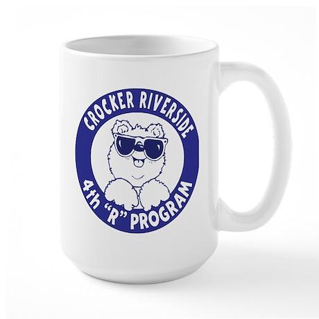 CR 4th R Large Mug