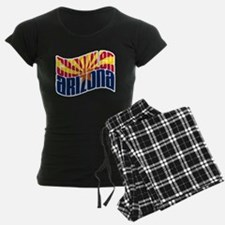 Chandler AZ Flag Pajamas