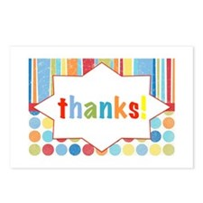 Thanks! Postcards (Package of 8)